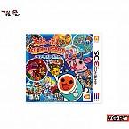[3DS] 태고의 달인 쿵딱쿵딱 시공 대모험 한글 중고 A급 정식발매판