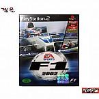 [PS2] F1 2002  정식발매판 중고A급