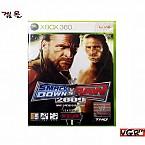 [XBOX360] 스맥다운대 로우 2009  정발판 중고 A급