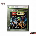 [XBOX360] LEGO STAR WARS THE COMPLETE SAGA  북미 중고 A급