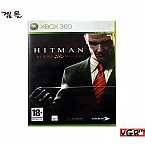 [XBOX360] HITMAN BLOOD MONEY    유럽발매 중고 A급