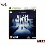 [XBOX360]  한정판 앨런 웨이크  (중고)(정발)