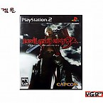 [PS2] DEVIL MAY CRY 3 북미판 중고A급