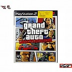 [PS2] grand theft auto Liberty city  북미판 중고A급