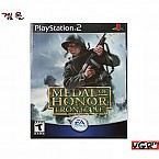 [PS2] MEDAL of HONOR FRONTLINE    북미판 중고A급
