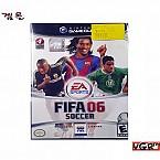 [GC] FIFA 06 SOSSER  북미판  중고A급