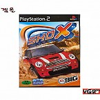 [PS2] SHOX 쇽스  정식발매판  중고A급
