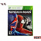 [XBOX360] SPIDER-MAN SHATTERED DIMENSIONS 북미발매 중고 A급