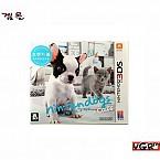 [3DS] 닌텐독스+캣츠 프렌치 볼 한글  정식발매 중고 A급