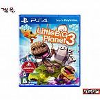 [PS4]  리틀빅플래닛3 한글판   정식발매 중고상품 상태 A급