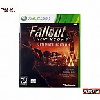 [XBOX360] FALLOUT NEW VEGAS ULTIMATE EDITION  북미발매 중고 A급