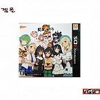 [3DS] 閃乱 카구라 2 - 진홍 - 단생 입 DX 팩   일판 중고A급