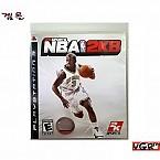 [PS3]  NBA 2K8    북미 중고 A급