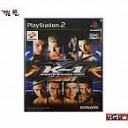 [PS2] K-1 월드 그랜드 피닉스 2001  일판 중고 A급