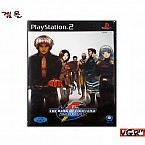 [PS2] 더 킹 파이터즈 2001 정식발매판 중고A급