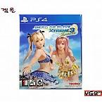 [PS4]  데드 오어 얼라이브 익스트림3 한글판  정식발매 중고 A급