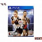 [PS4]  UFC 2  정식발매 중고 A급