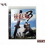 [PS3] 사무라이 3  일판 중고 상태 A급