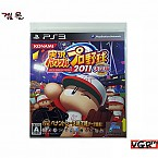 [PS3] 실황 파워플 프로야구 2011 결정판  일판 중고 상태 A급