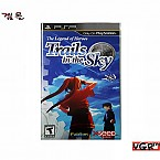 [PSP] Trails in the sky  북미판  상태 A급