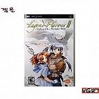 [PSP] THE LEGEND OF HEROES 2  북미판  상태 A급
