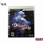 [PS3]  Demons Souls  북미판  중고 A급
