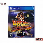 [PS4] BACK TO THE FUTURE THE GAME  북미판 중고A급