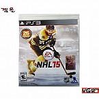 [PS3]  NHL 15  북미판  중고 A급