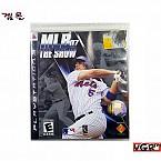[PS3]  MLB 07 THE SHOW  북미판  중고 A급
