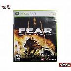 [XBOX360] FEAR 북미발매 중고 A급