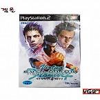 [PS2] 버추어 파이터 4 에볼루션  정식발매판 중고A급