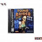[PS] TOMB RAIDER 3  북미  중고A급
