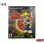 [PS2] JAK AND DAXTER  북미판 중고A급