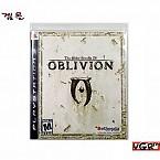 [PS3]  OBLIVION 4  북미판  중고 A급