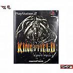 [PS2] 킹스필스 4  일판 중고A급