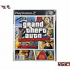 [PS2]GTA Vice City Stories  일판 중고A급