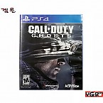 [PS4] CALL OF DUTY GHOSTS 북미판 중고A급