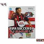[Wii] FIFA SOCCER 09 ALL-PLAY  북미발매 중고상품 상태 A급