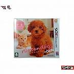 [3DS] 닌텐독스+캣츠 푸들 한글 정식발매 중고 A급