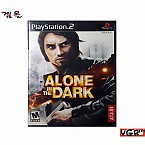 [PS2] ALONE IN THE DARK 북미판 중고A급