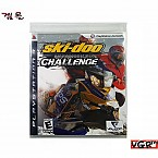 [PS3] SKI-DOO SNOWMOBILE CHALLENGE    북미판  중고 A급