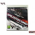 [PS3] SPLITISECOND VELOCITY   북미판  중고 A급