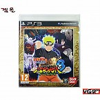 [PS3]  NARUTO STORM 3 FULL BURST  북미판  중고 A급