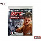[PS3]   UFC 2009 인디스퓨티드  정식발매 중고 A급