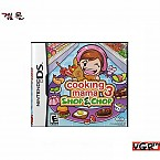 [NDS] COOKING MAMA 3 북미판 중고A급