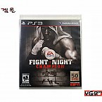 [PS3]  FIGHT NIGHT CHAMPION 북미판  중고 A급