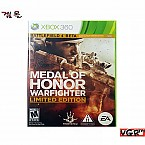 [XBOX360] MEDAL OF HONOR  북미판 중고 A급