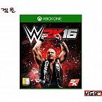 [XBOXONE] WWE 2K16   정식발매 중고A급