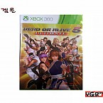 [XBOX360] DEAD OR ALIVE 5 UITIMATE  북미판 중고 A급