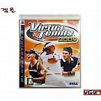 [PS3] 버추어 테니스 2009  정식발매 중고 A급
